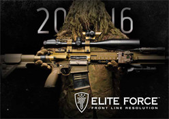 2016 Elite Force Airsoft Catalog