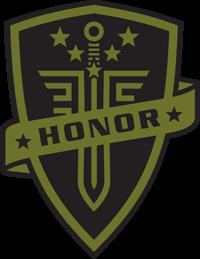 Elite Force PVC Honor Patch